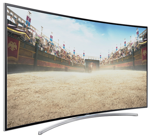 Led Tv 48 Inch Samsung 48h8000 Full Hd Curved 3d Smart Tv Didik