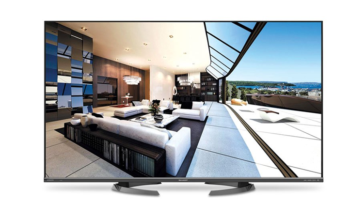 SHARP LC 50LE860M LED TV 50 INCH SMART TV 3D ANDROID