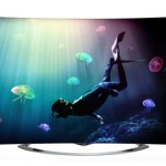 OLED TV 65 INCH LG 65EC970T CURVED ULTRA HD 3D SMART TV