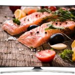 SAMSUNG 49KU6300 LED TV CURVED 49 INCH ULTRA HD SMART TV
