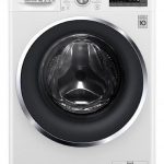 MESIN CUCI LG FRONT LOADING FC1450S2W 10,5 KG SPIN 1400RPM
