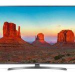 LED TV LG 55 INCH 55UK6540PTD ULTRA HD 4K SMART TV