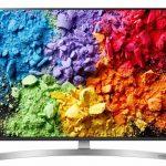 LED TV LG 55 INCH 55SK8500PTA 55SK8500 SUPER UHD 4K SMART TV NANO CELL