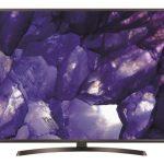 LG 49UK6400 LED TV 49 INCH UHD 4K SMART TV