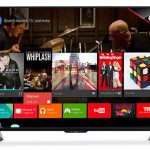 LED TV SHARP 60 INCH LC-60UA6800X AQUOS 4K ULTRA HDR ANDROID 7.0