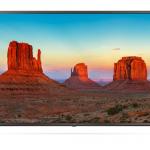 LED TV LG 60 INCH 60UK6200 ULTRA HD 4K SMART TV WEBOS 4.0