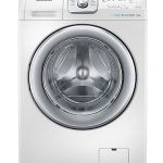 MESIN CUCI SAMSUNG FRONT LOADING WF14F5K3AVW WITH ECOBUBBLE 14KG