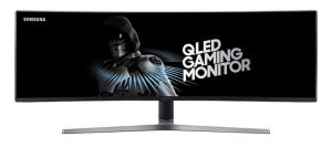 MONITOR GAMING SAMSUNG ODYSSEY 27 INCH LC27G75TQSE CURVED