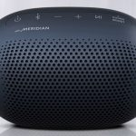 HOME AUDIO XBOOM LG PL2 MERIDIAN IPX5 BLUETOOTH WATER PROOF MURAH